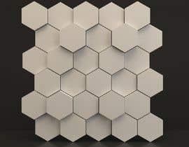 nº 81 pour design of 3d wall panels par Vizscope