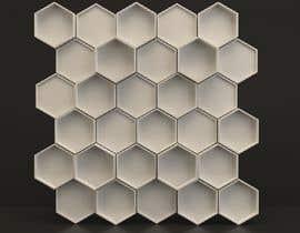 nº 82 pour design of 3d wall panels par Vizscope