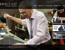 #21 for Website Design for Magento Ecommerce Site - Mens custom clothing by dragnoir
