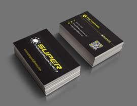 #93 for Business Card Design af MOMODart