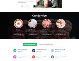 #27 for Design a Website for a Halal Meat Certifying Agency in US af RajinderMithri