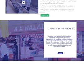 #23 for Design a Website for a Halal Meat Certifying Agency in US af waltonbd