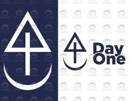 #3 untuk Logo. Company name is Day One. Logo is combo of the major religious symbols. Cross. Star of David. And moon/Muslim.  With the combo it appears to form a boat. The boat is a symbol of unity and world salvation and peace and harmony. oleh joaoricardorm