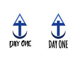#12 untuk Logo. Company name is Day One. Logo is combo of the major religious symbols. Cross. Star of David. And moon/Muslim.  With the combo it appears to form a boat. The boat is a symbol of unity and world salvation and peace and harmony. oleh joaoricardorm