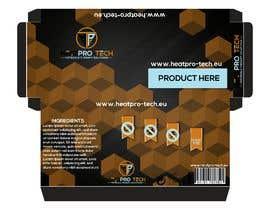 Nro 15 kilpailuun Package design käyttäjältä danieledeplano