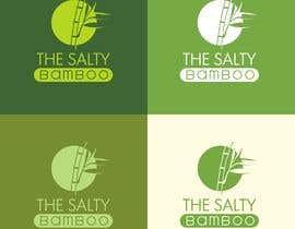 nº 40 pour Create Logo for The Salty Bamboo par EDUARCHEE