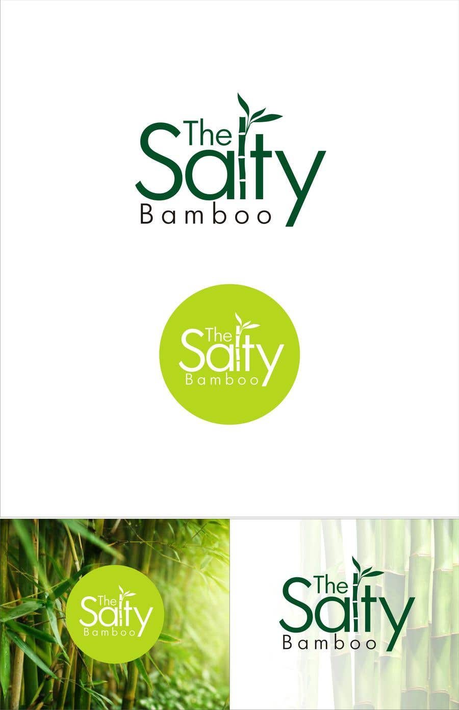 Proposition n°41 du concours Create Logo for The Salty Bamboo