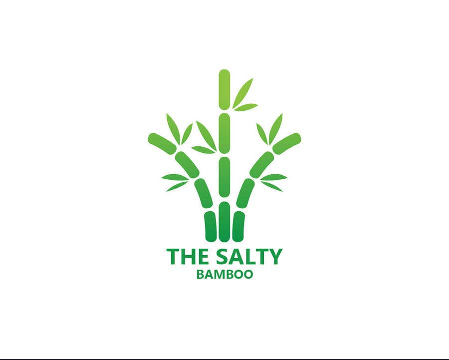Proposition n°54 du concours Create Logo for The Salty Bamboo