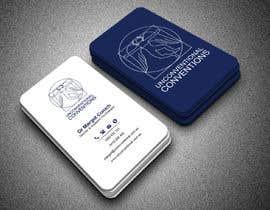 Nro 9 kilpailuun Design a business card käyttäjältä abdulmonayem85