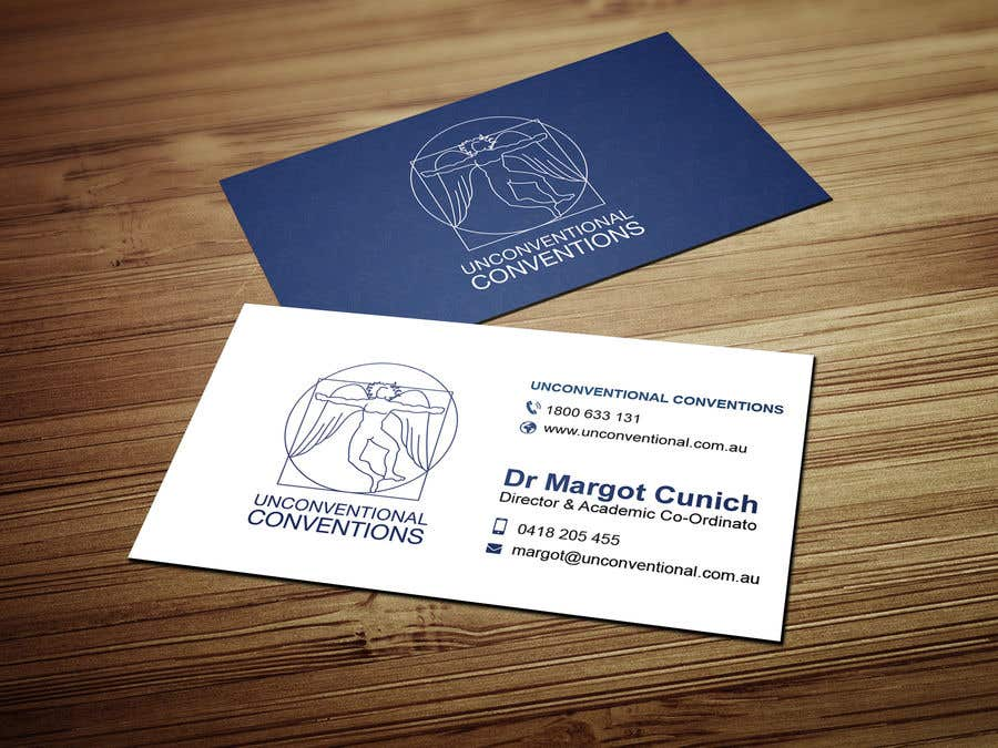 Kilpailutyö #113 kilpailussa Design a business card