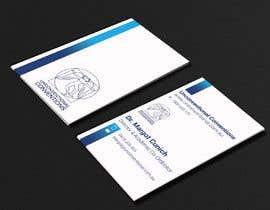 Nro 149 kilpailuun Design a business card käyttäjältä Dolafalia646