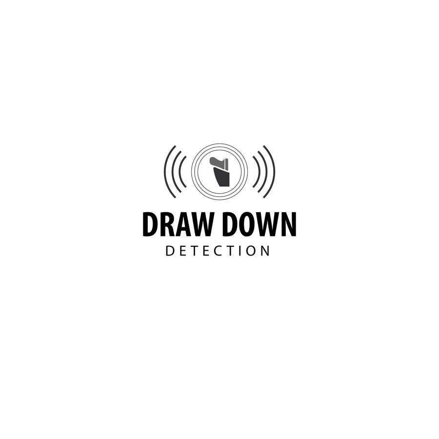 "Intrarea #68 pentru concursul ""Draw Down Detection - Logo"""