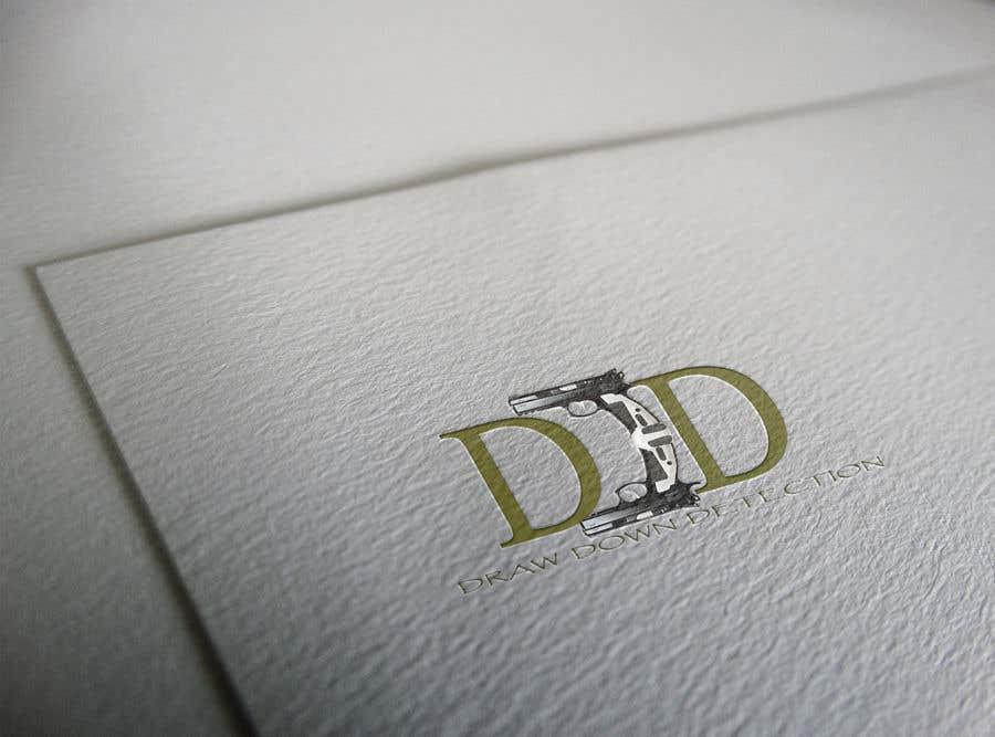 "Intrarea #108 pentru concursul ""Draw Down Detection - Logo"""