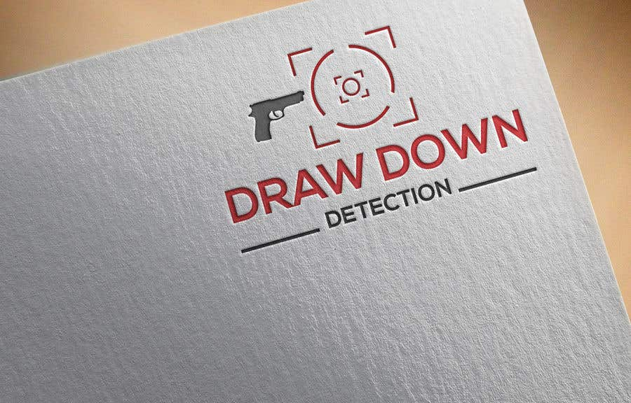 "Intrarea #95 pentru concursul ""Draw Down Detection - Logo"""