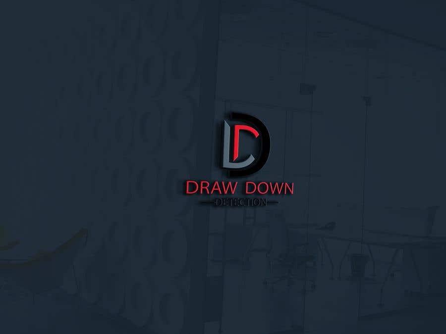 "Intrarea #92 pentru concursul ""Draw Down Detection - Logo"""