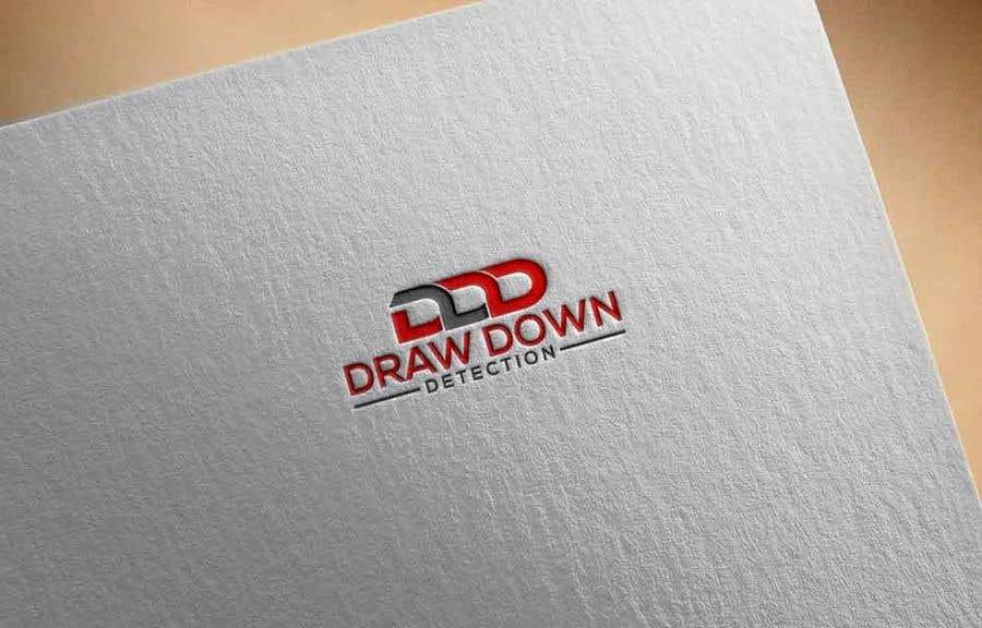 "Intrarea #148 pentru concursul ""Draw Down Detection - Logo"""