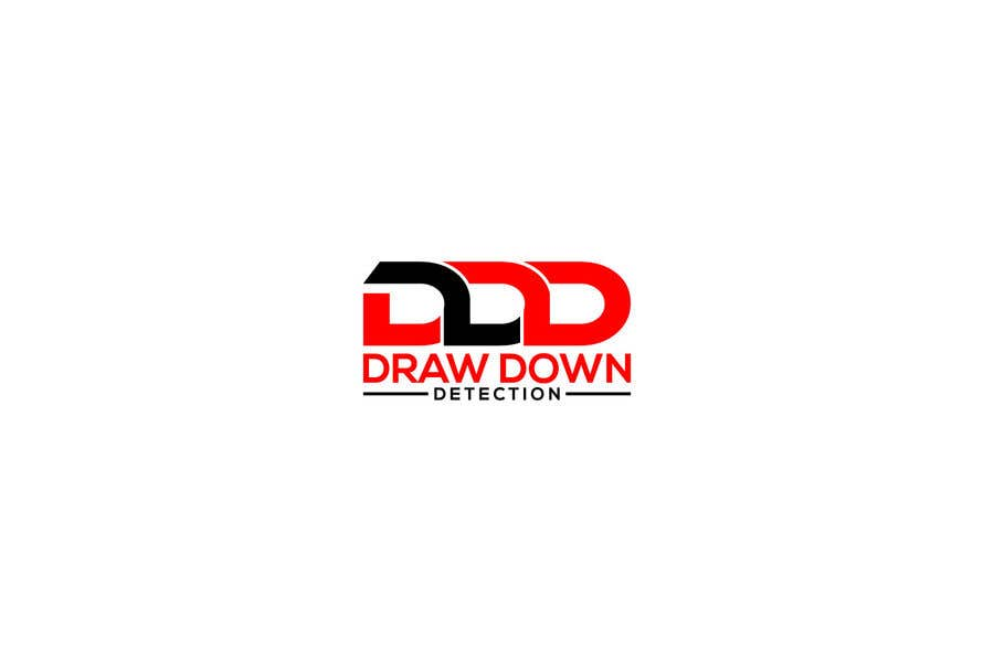 "Intrarea #150 pentru concursul ""Draw Down Detection - Logo"""