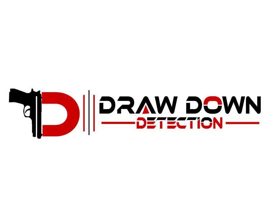 "Intrarea #170 pentru concursul ""Draw Down Detection - Logo"""