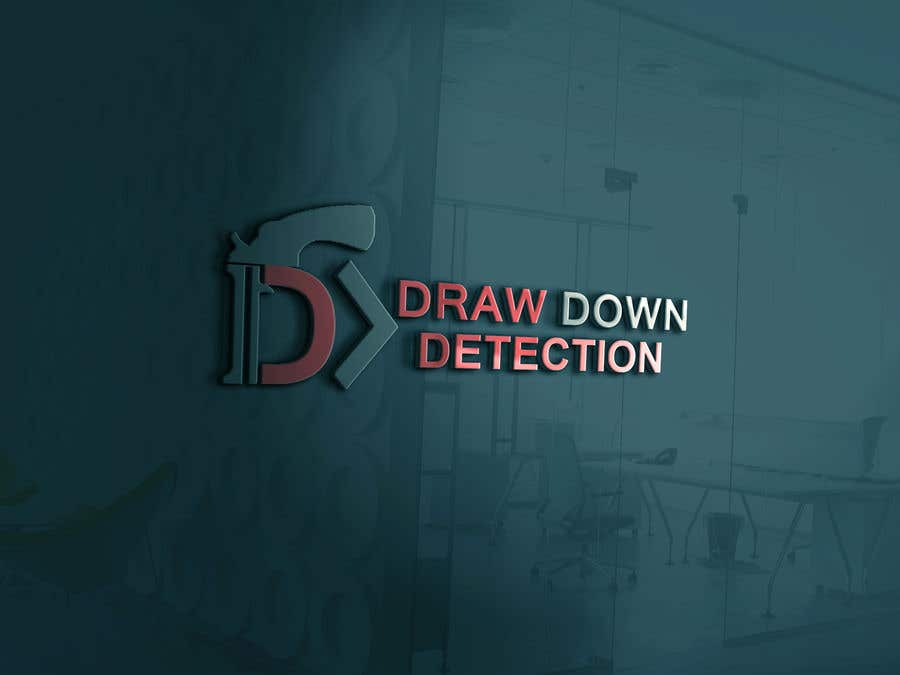 "Intrarea #171 pentru concursul ""Draw Down Detection - Logo"""