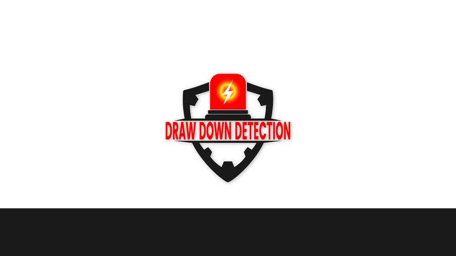 "Intrarea #251 pentru concursul ""Draw Down Detection - Logo"""