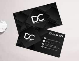#15 for Make me a professional Business card by HashamRafiq2