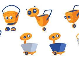 #55 za Character Design od artworkrahul