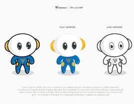 #39 za Character Design od RonaldoAVF