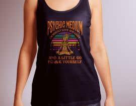 #29 za Need an Edgy Spiritual T-Shirt Design od nurallam121