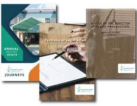 #51 za Design title pages for Annual Report od adesigngr