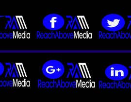 #34 untuk Take current logo make it FB BLUE or Freelancer Blue/White with dark background oleh voktowkumar