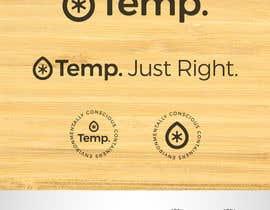 #41 za Create a logo for our brand Temp. od rhodemv