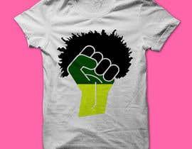 #15 za Black Power Fist with Afro od designcontest8