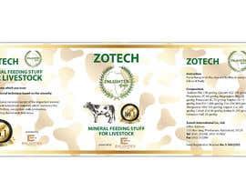 Nro 17 kilpailuun Redesign the following packaging using the two logos of Enlighten Africa and Enlighten International käyttäjältä eling88