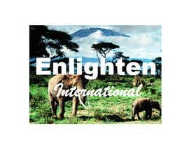 Nro 13 kilpailuun Redesign the following packaging using the two logos of Enlighten Africa and Enlighten International käyttäjältä Zarminairshad