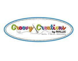#53 za Groovy Creations by Phyllis - logo design od bambi90design