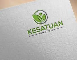 #296 za Kesatuan Kratom Logo Design od keromali002
