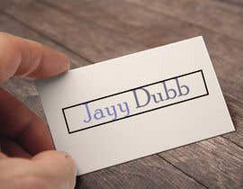"#58 za I would like to get a logo designed around my intials JW like the photo below for my vinyl company. If that doesn't work try ""Jayy Dubb"" od DagnnerMiton"