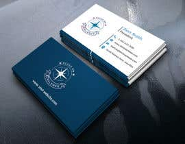 #144 za Need maritime business Card Design with colours of my logo od Kajol2322