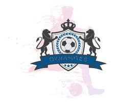 #83 za Create a Football team logo - DYNAMITES od Hasib143