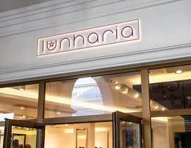 #58 for Design a logo for Lunharia af firstdesignbd