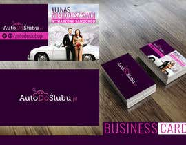 #18 for Project of Rollup Poster Banner Leaflet Business card AutoDoŚlubu.pl af sayannandi41