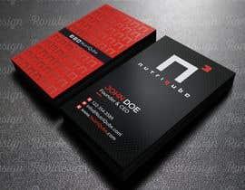 #250 za Design a modern business card od wefreebird