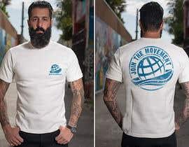 #118 za T-shirt design based on existing logo (#inthesameboat) od GDProfessional