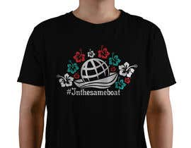 #120 za T-shirt design based on existing logo (#inthesameboat) od AfdanZulhi