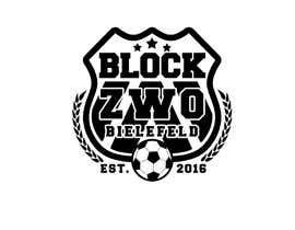 Nro 10 kilpailuun German football/soccer fan club Crest/Emblem Logo Design käyttäjältä kenko99