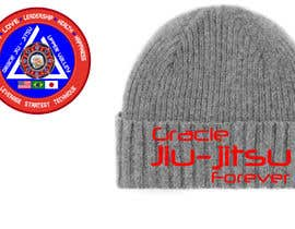 #67 для Add logo and text to this hat design,  make the text look amazing and cool! от subirray