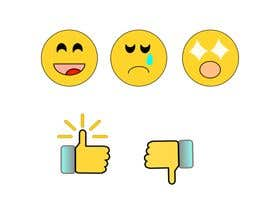 #24 za Messenger reaction emojis od LubabaRehman