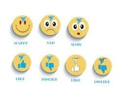 #48 za Messenger reaction emojis od Akinfusions