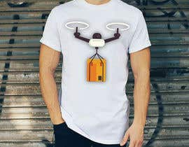 #28 za Star Wars Parody Shirt Design (Drone Wars) od ramshabaig2