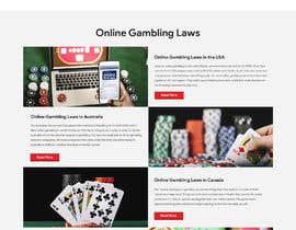 #13 za New Wordpress Theme for Online Gambling Site od saidesigner87
